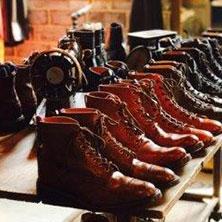 ブーツの高価買取