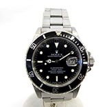 Rolex submariner サフ゛マリーナ