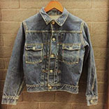 50S LEVIS リーハ゛イス 507XX 2nd