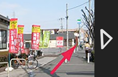 近鉄けいはんな線吉田駅から3