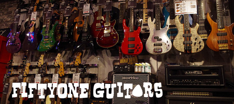 FIFTYONE GUITARS