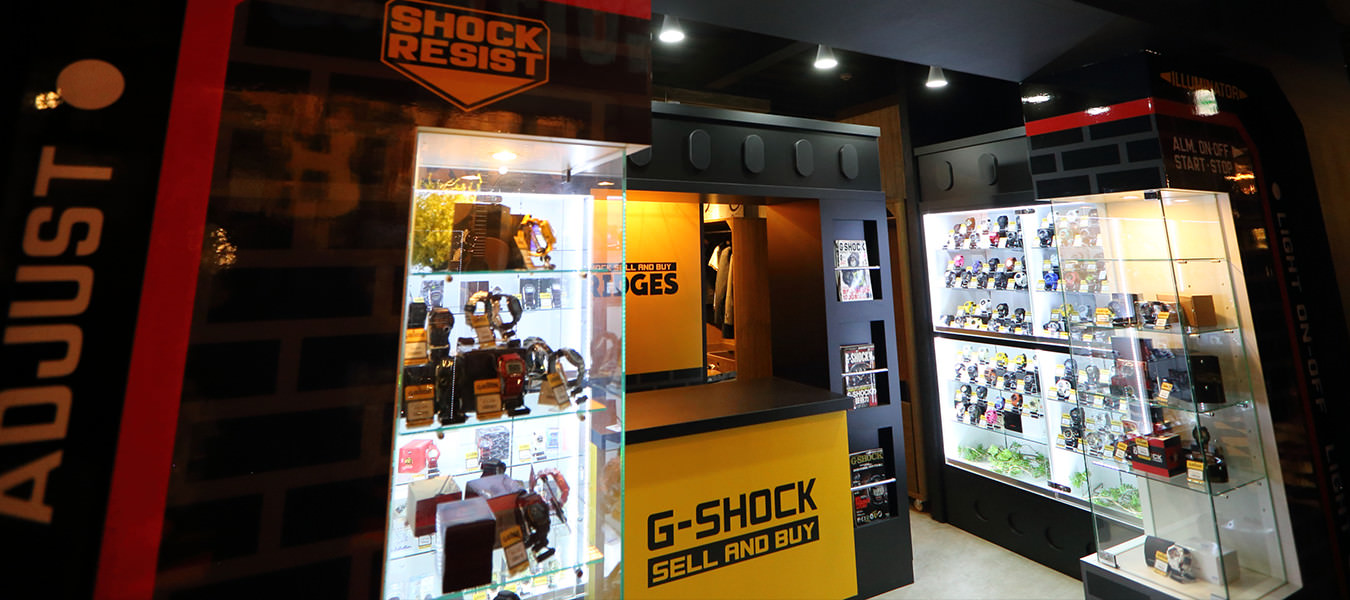 G-SHOCKの買取