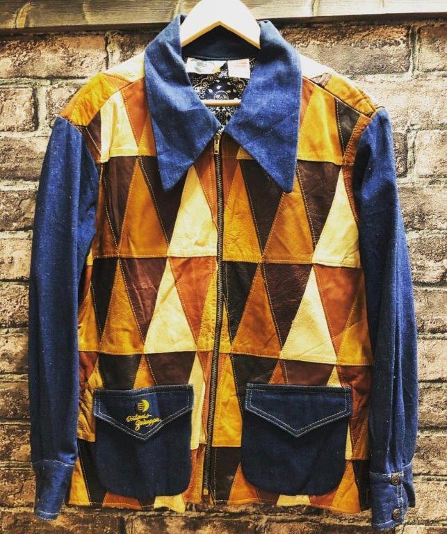 レザージャケットなどヴィンテージの買取りは古着屋NEXT貝塚店、大阪、和歌山