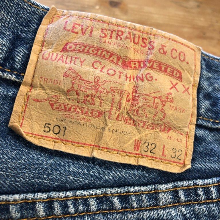 リーバイスなどヴィンテージの買取りは古着屋NEXT貝塚店、大阪、和歌山