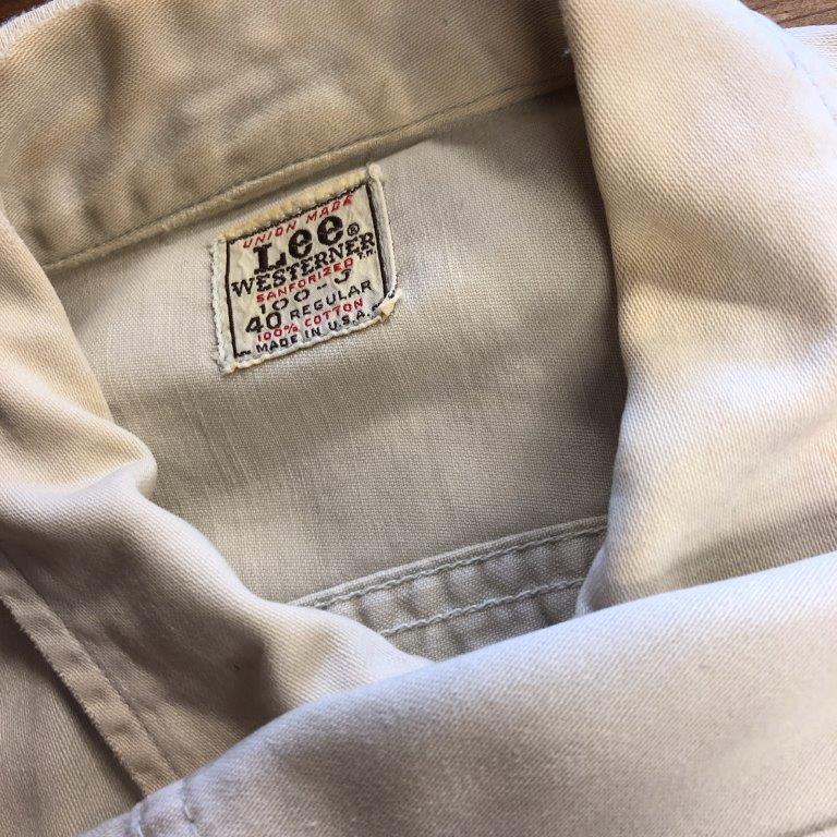 リーなどヴィンテージの買取りは古着屋NEXT貝塚店、大阪、和歌山