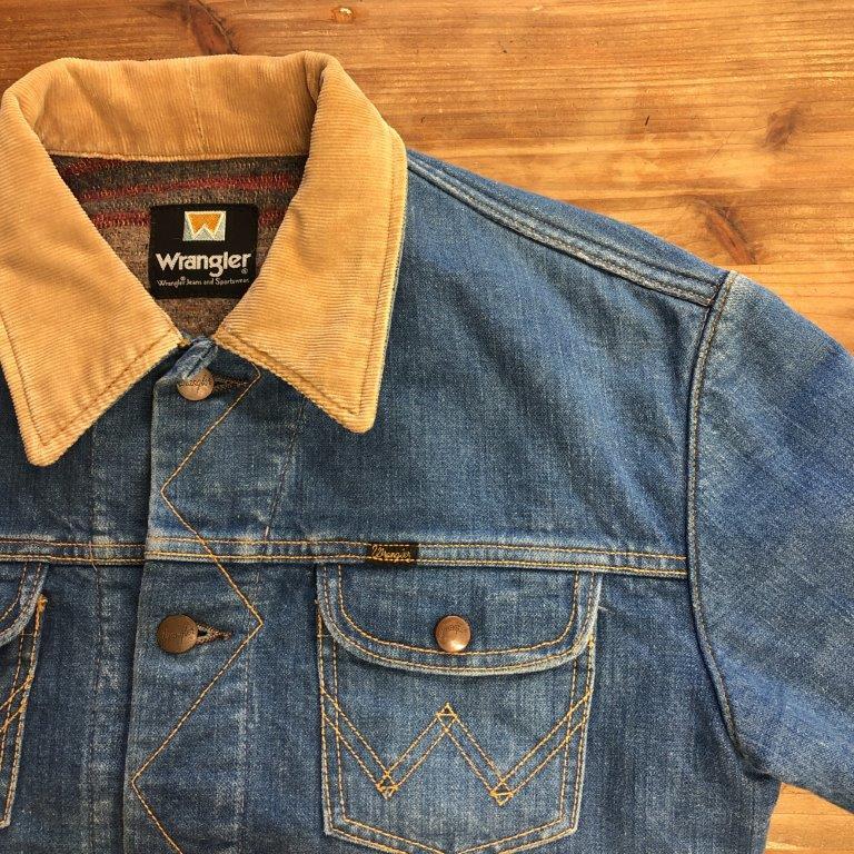 ラングラーなどヴィンテージの買取りは古着屋NEXT貝塚店、大阪、和歌山