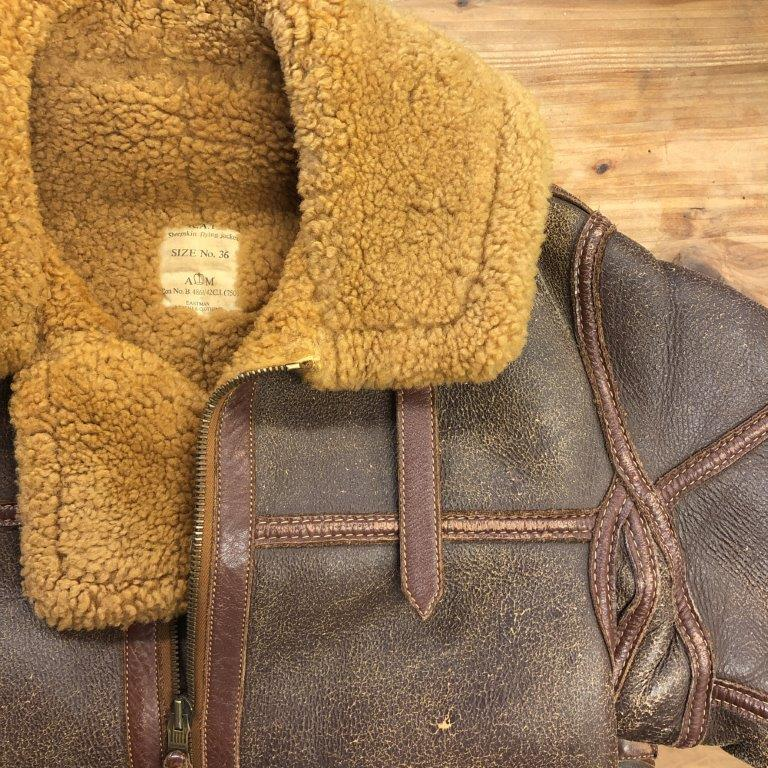 アーヴィン・ジャケットなどヴィンテージの買取りは古着屋NEXT貝塚店、大阪、和歌山