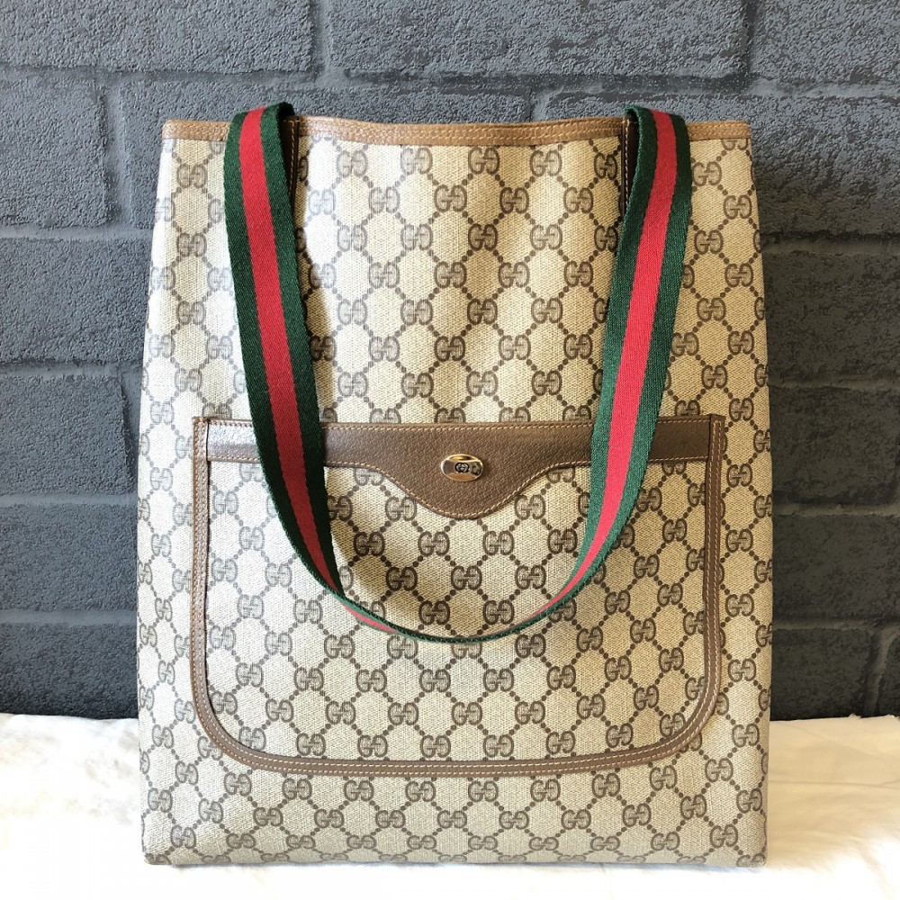 hot sale online c12f7 c0eda 70s~80s gucci accessories collection トートバッグ 買い取り ...