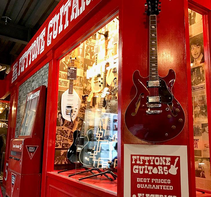 fiftyone guitars