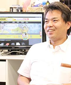 採用担当 NEXT51取締役部長 木谷