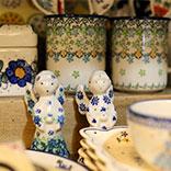 polish pottery ホ゜ーリッシュホ゜タリー